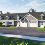Rendering of future Maple Knoll Village Coventry Court