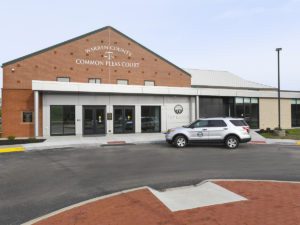 Exterior of Warren County Probate and Juvenile Court