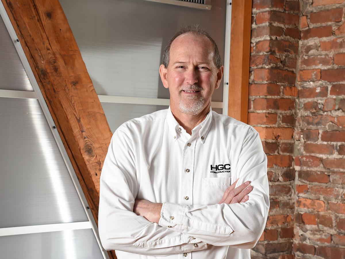 Portrait of Owner and CFO Steve Shipp