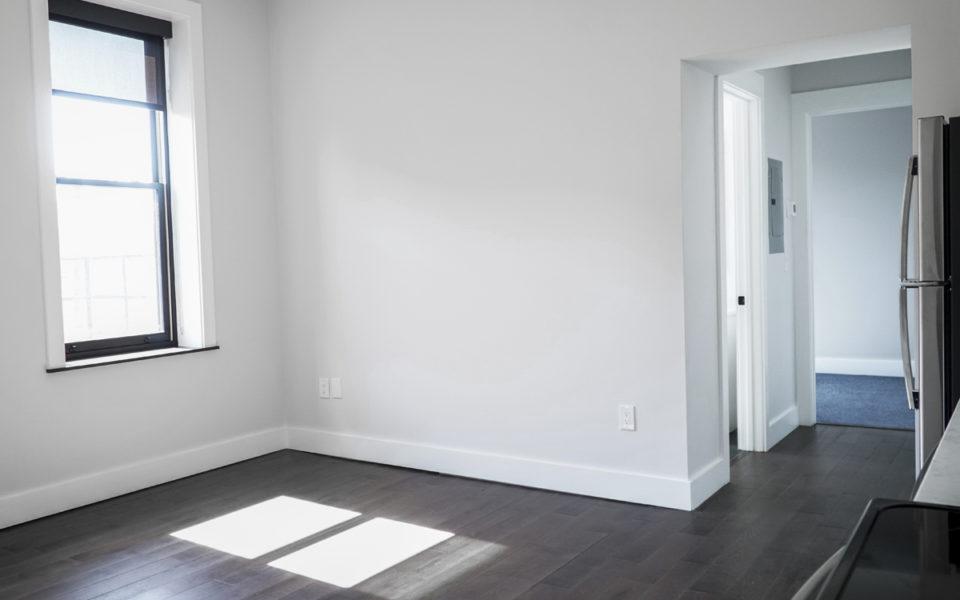 interior of residential unit