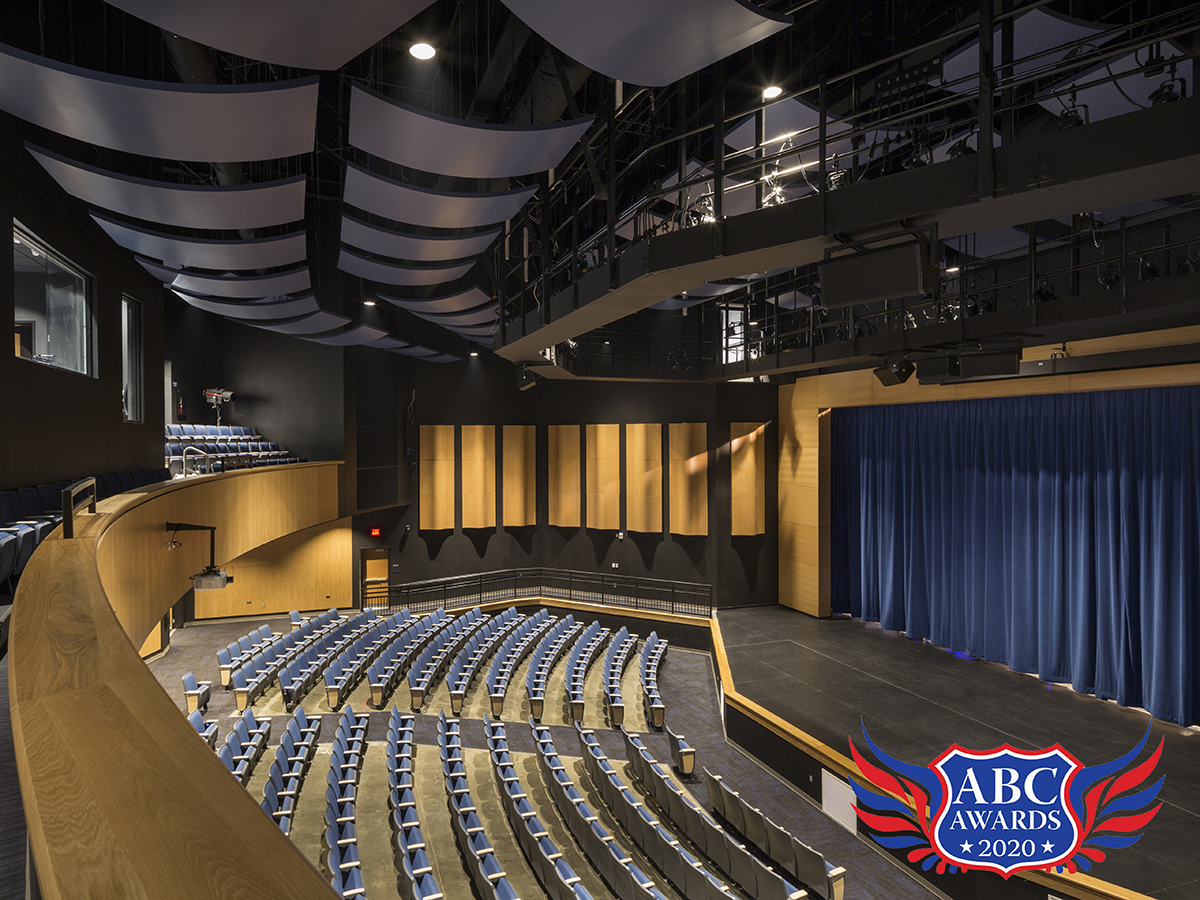 Schiff Center Auditorium at The Seven Hills School