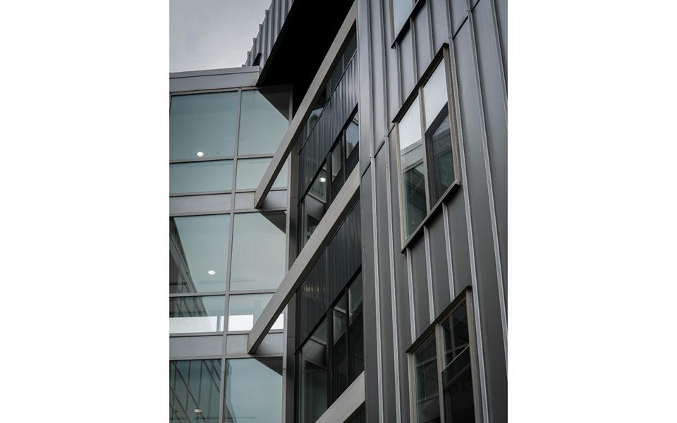 University of Cincinnati Turner Hall Windows
