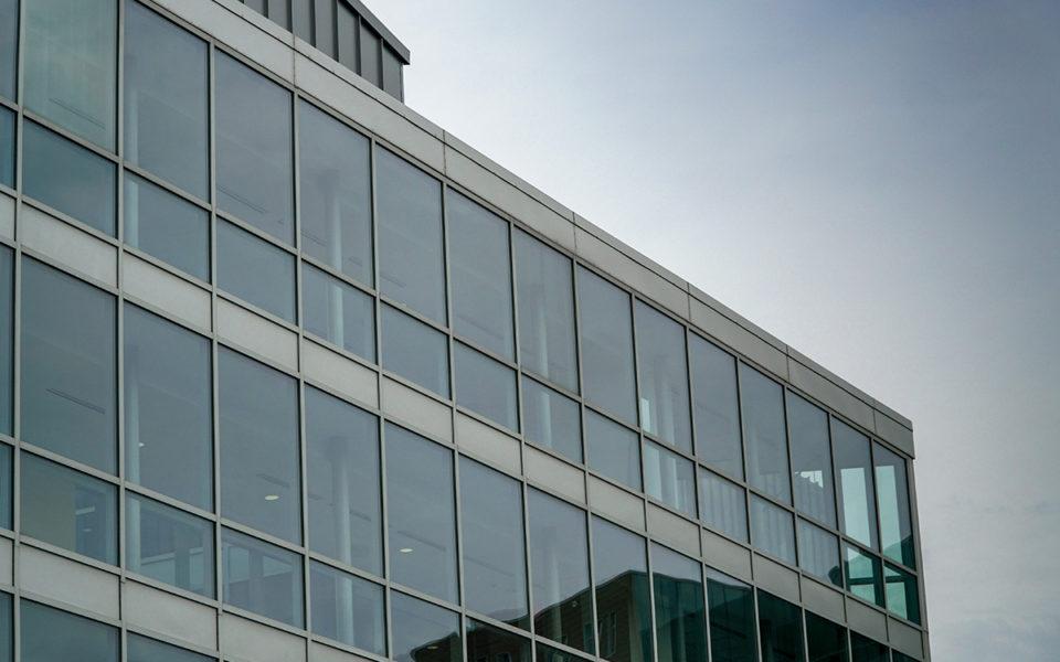 Windows at Turner Hall