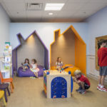Kids in the quiet room at TriHealth Family Pavilion
