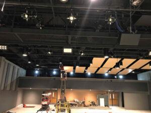 Madeira auditorium renovation