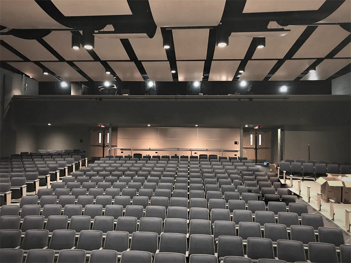 Madeira High School performing arts renovation nearing completion