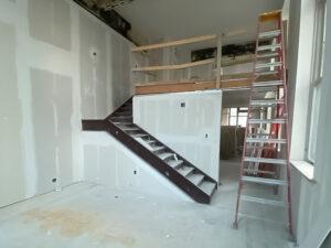 15th floor mezzanine room in Ingalls Building
