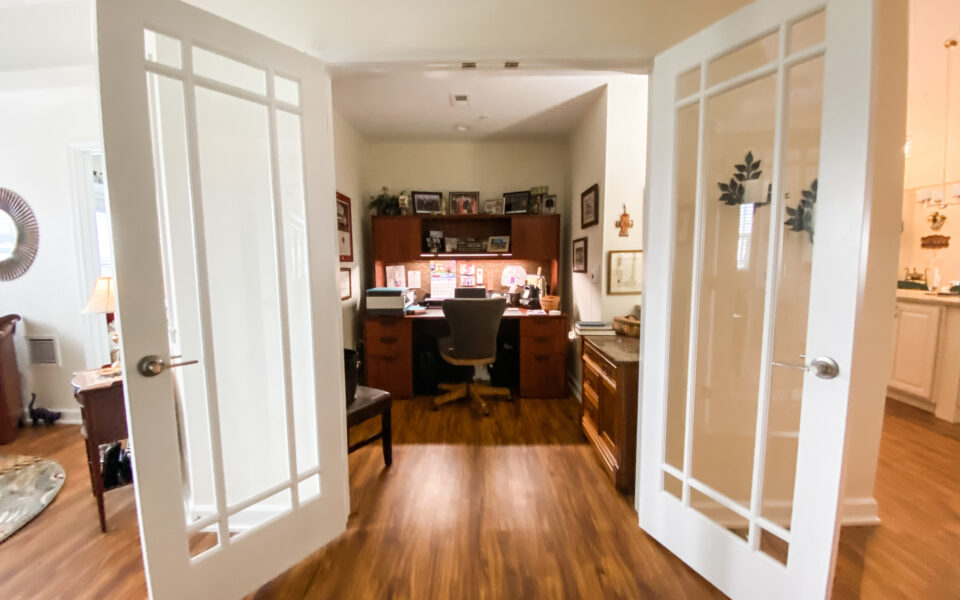 interior of new Maple Knoll Coventry Court Villas
