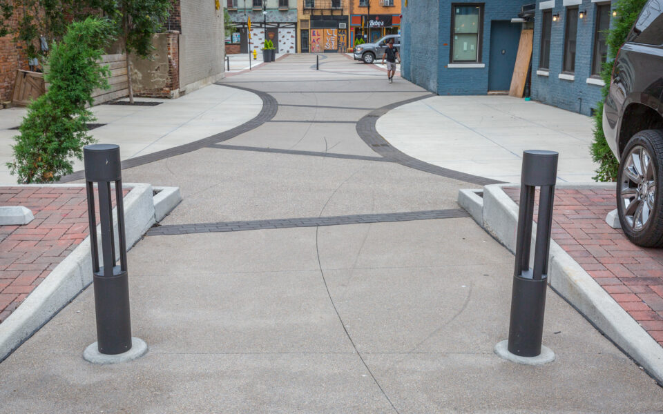 Increased safety measures for pedestrians on Court Street