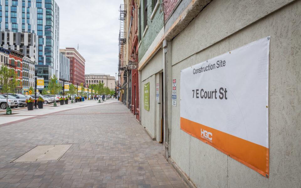 HGC office site on Court Street