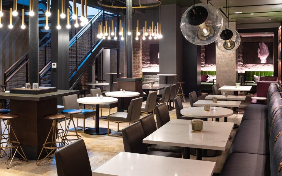 Wild Swann bar and restaurant